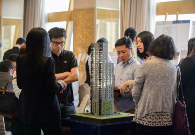 Người mua nhà Trung Quốc đổ xô vào thị trường Thái Lan