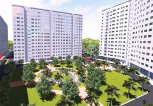 Mở bán block đẹp nhất dự án Green Town Bình Tân