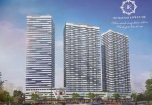 Nhiều căn hộ giao dịch thành công trong sự kiện mở bán Intracom Riverside