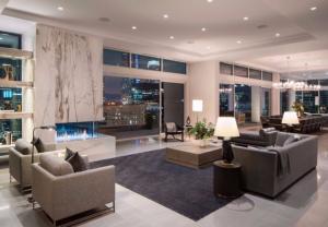 Choáng với độ xa xỉ trong căn hộ cho thuê giá gần 2,3 tỷ đồng/tháng