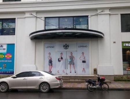 Cho thuê cửa hàng, ki ốt tại Times City Quận Hai Bà Trưng Hà Nội