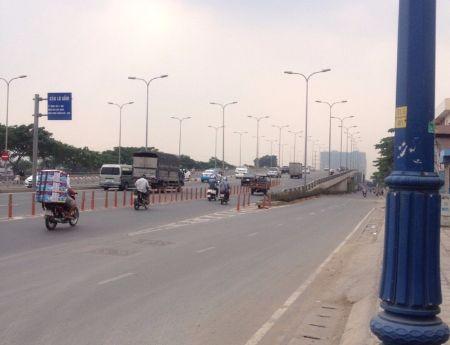 Bán đất số 55 Xa Lộ Hà Nội phường Thảo Điền quận 2 diện tích 800m2