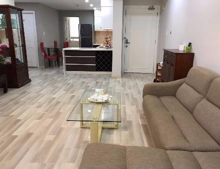 Cần bán căn hộ Hùng Vương Plaza Q5, 128.5m2, 3pn, 3wc, 4.6 tỷ, có sổ hồng, nhà đầy đủ nội cao cấp