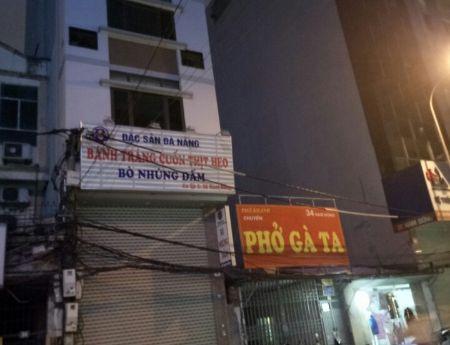Chính chủ bán gấp nhà mặt phố VỌNG, 181 triệu/m2