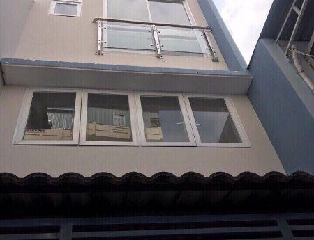 Bán nhà hẻm 142 Nguyễn Thị Thập P. Bình Thuận, Q 7